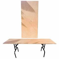 השכרת שולחן עץ
